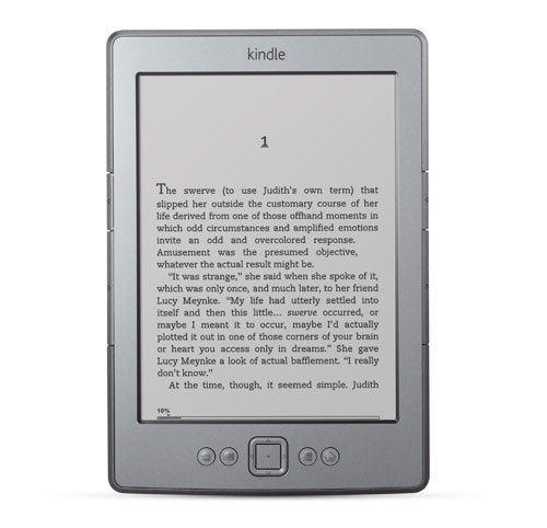Kindle e-Reader with Wi-Fi