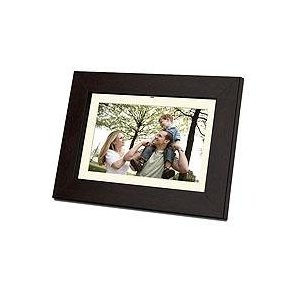 7-Inch Widescreen Digital Photo Frame